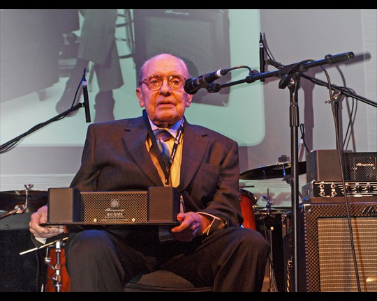 Jess Oliver, the Godfather of Bass Amplification
