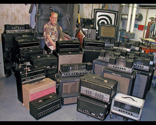 Jess with amps